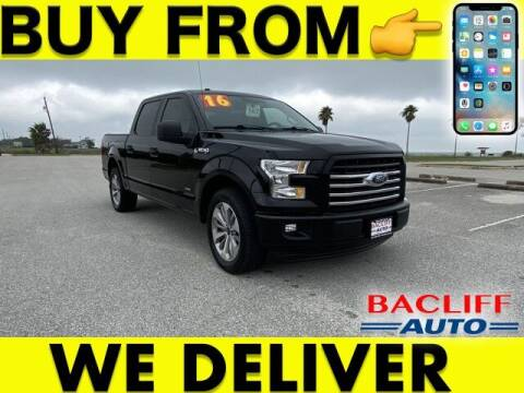 2017 Ford F-150 for sale at Bacliff Auto in Bacliff TX