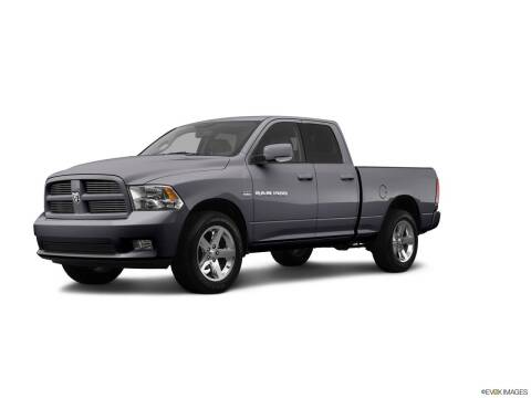 2012 RAM Ram Pickup 1500 for sale at West Motor Company in Hyde Park UT
