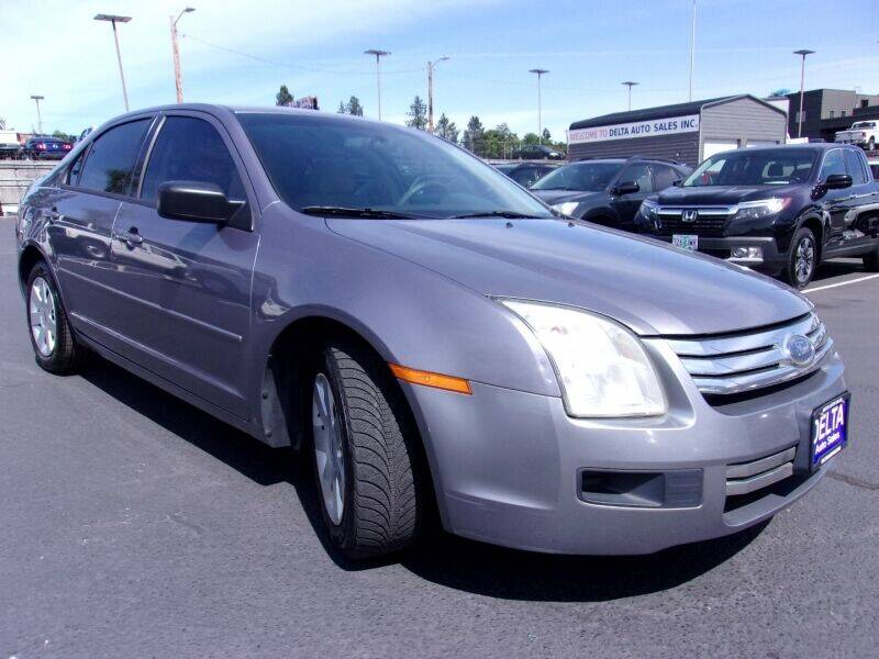 2006 Ford Fusion for sale at Delta Auto Sales in Milwaukie OR