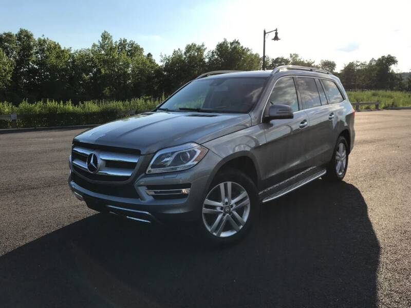 2014 Mercedes-Benz GL-Class for sale at CLIFTON COLFAX AUTO MALL in Clifton NJ