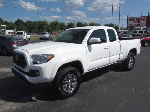 2019 Toyota Tacoma for sale at Blue Book Cars in Sanford FL