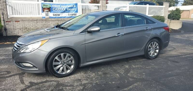 2014 Hyundai Sonata for sale at RBT Automotive LLC in Perry OH