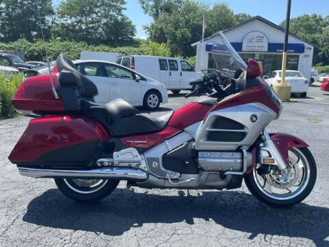 2012 Honda Gold Wing GL1800 for sale at All Star Auto  Cycle in Marlborough MA