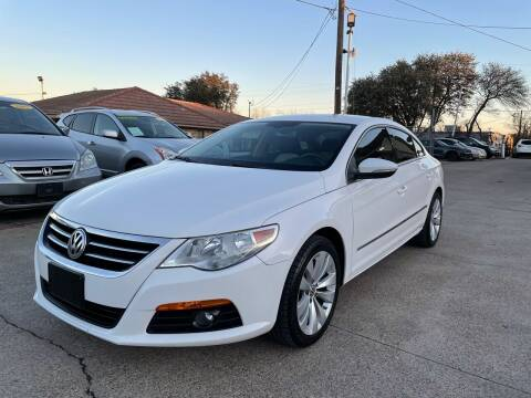 2009 Volkswagen CC for sale at CityWide Motors in Garland TX