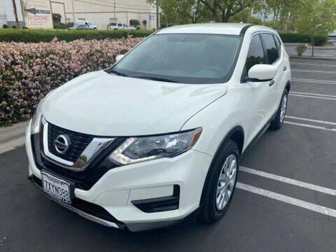 2017 Nissan Rogue for sale at Fiesta Motors in Winnetka CA