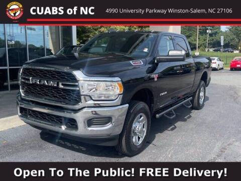 2021 RAM Ram Pickup 2500 for sale at Summit Credit Union Auto Buying Service in Winston Salem NC