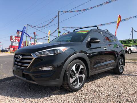 2016 Hyundai Tucson for sale at 1st Quality Motors LLC in Gallup NM