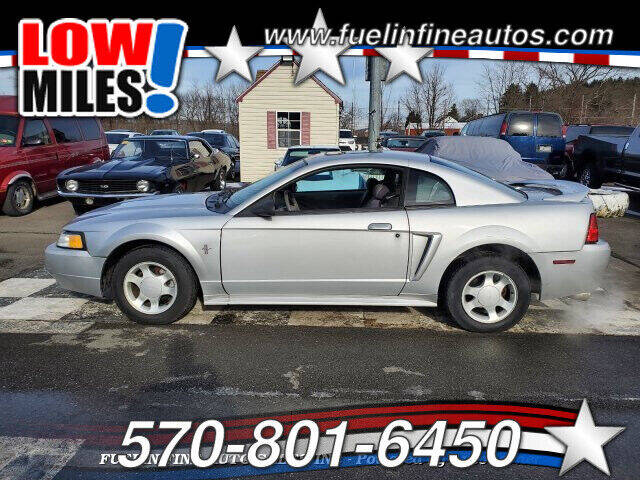 2000 Ford Mustang for sale at FUELIN FINE AUTO SALES INC in Saylorsburg PA