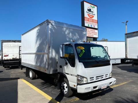2007 GMC W4500 for sale at Orange Truck Sales in Orlando FL