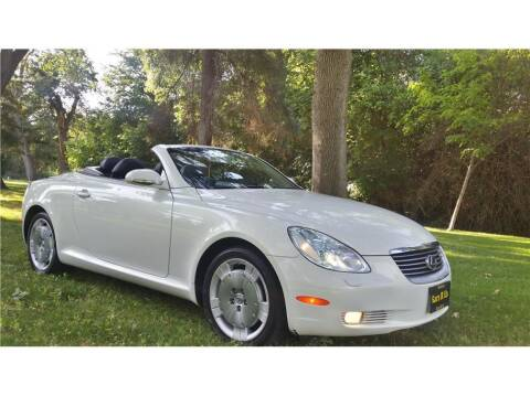 2004 Lexus SC 430 for sale at KARS R US in Modesto CA