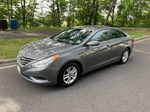 2012 Hyundai Sonata for sale at Crazy Cars Auto Sale in Jersey City NJ