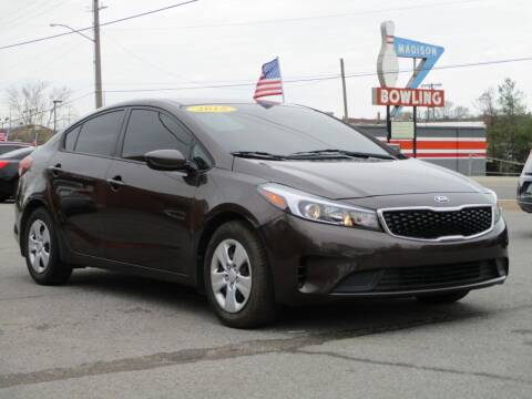 2018 Kia Forte for sale at A & A IMPORTS OF TN in Madison TN