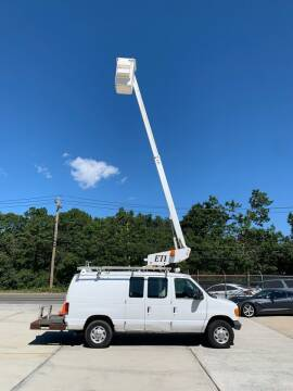 2007 Ford E-350 for sale at Long Island Exotics in Holbrook NY