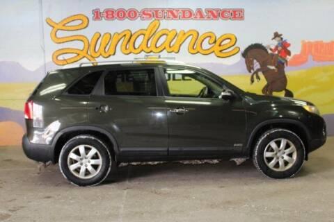 2011 Kia Sorento for sale at Sundance Chevrolet in Grand Ledge MI