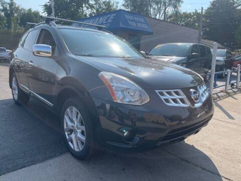 2012 Nissan Rogue for sale at Great Lakes Auto House in Midlothian IL
