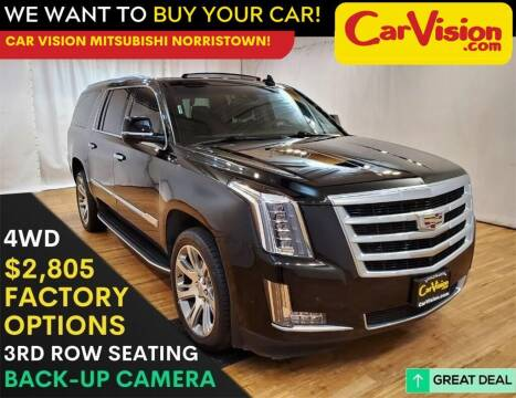 2017 Cadillac Escalade ESV for sale at Car Vision Mitsubishi Norristown in Trooper PA
