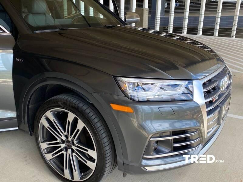 2018 Audi SQ5 for sale in Dallas, TX