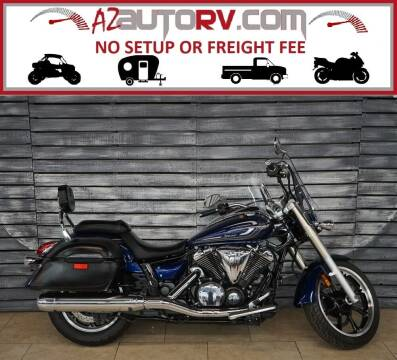 2015 Yamaha V-Star 950 Tourer for sale at AZMotomania.com in Mesa AZ