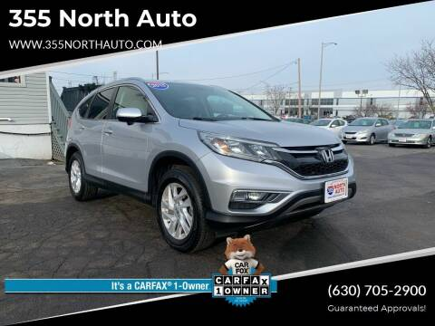 2015 Honda CR-V for sale at 355 North Auto in Lombard IL