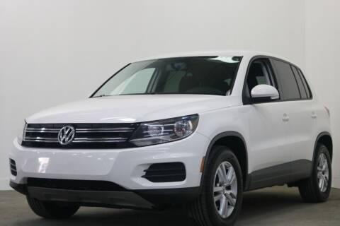 2012 Volkswagen Tiguan for sale at Clawson Auto Sales in Clawson MI