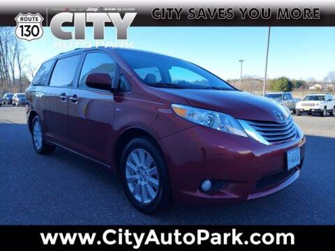 2017 Toyota Sienna for sale at City Auto Park in Burlington NJ