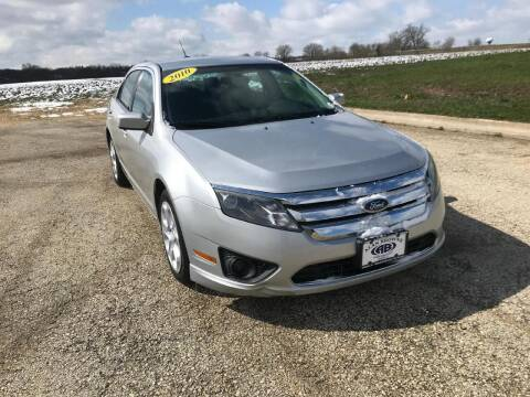2010 Ford Fusion for sale at Alan Browne Chevy in Genoa IL