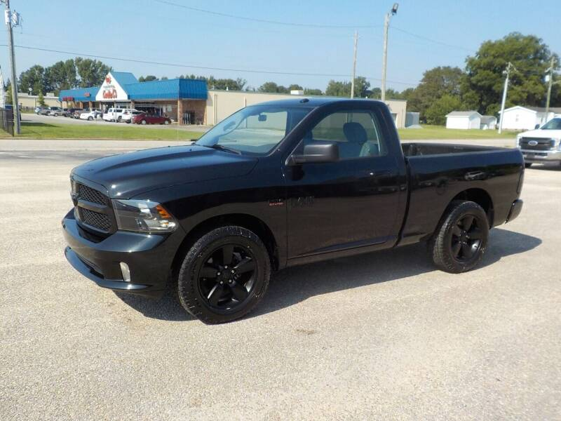 2017 RAM Ram Pickup 1500 for sale at Young's Motor Company Inc. in Benson NC