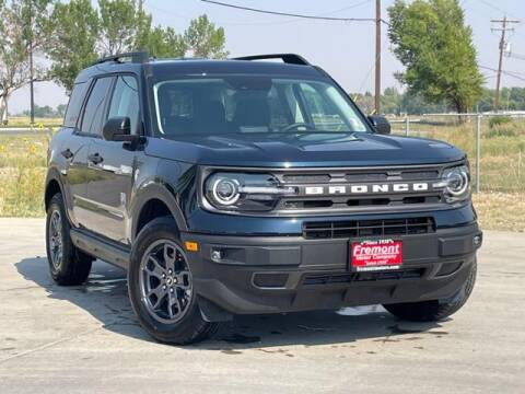 2021 Ford Bronco Sport for sale at Rocky Mountain Commercial Trucks in Casper WY