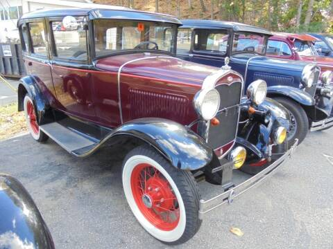 1931 Ford Model A for sale at Precision Valley Auto Sales in Springfield VT