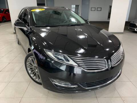 2013 Lincoln MKZ for sale at Auto Mall of Springfield north in Springfield IL