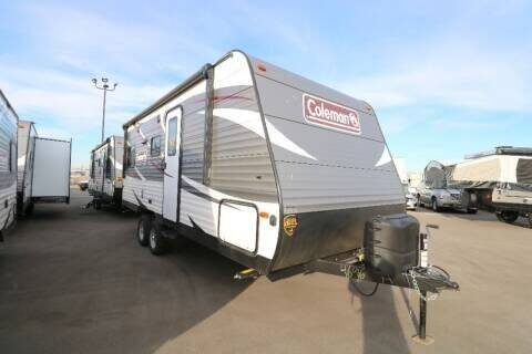 2020 Coleman 202RDWE for sale at Dependable RV in Anchorage AK