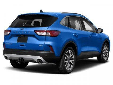 2021 Ford Escape Hybrid for sale at CU Carfinders in Norcross GA