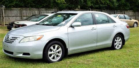 2007 Toyota Camry for sale at PINNACLE ROAD AUTOMOTIVE LLC in Moraine OH