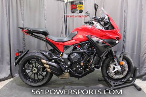 2021 MV Agusta Turismo Veloce Rosso for sale at Powersports of Palm Beach in Hollywood FL