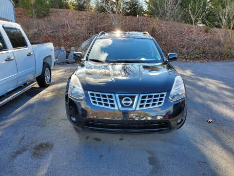 2009 Nissan Rogue for sale at DISCOUNT AUTO SALES in Johnson City TN