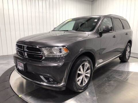 2014 Dodge Durango for sale at HILAND TOYOTA in Moline IL