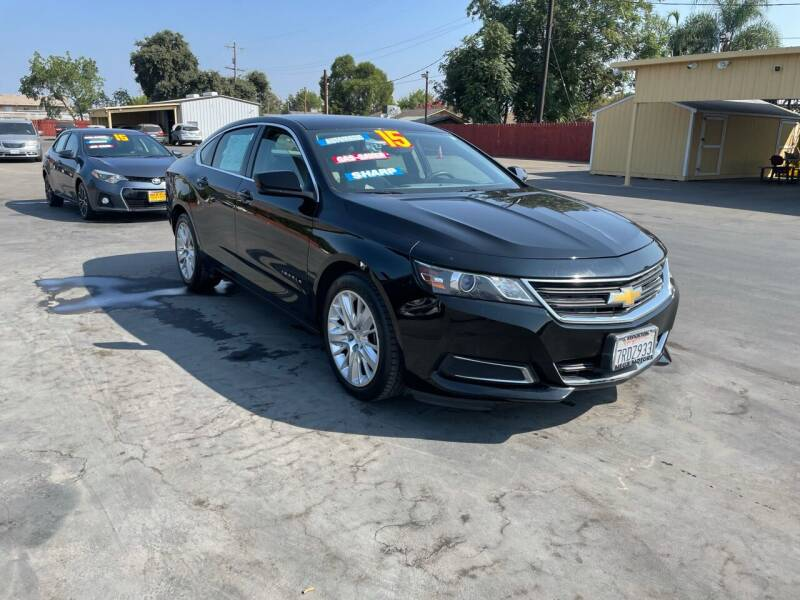 2015 Chevrolet Impala for sale at Mega Motors Inc. in Stockton CA