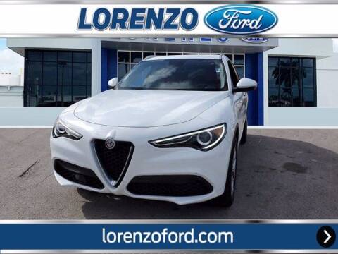 2019 Alfa Romeo Stelvio for sale at Lorenzo Ford in Homestead FL