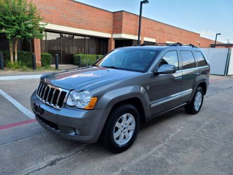 2008 Jeep Grand Cherokee for sale at DFW Autohaus in Dallas TX