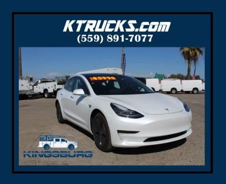 2020 Tesla Model 3 for sale at Kingsburg Truck Center in Kingsburg CA