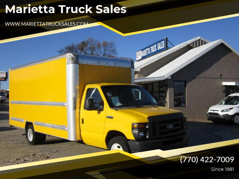 2016 Ford E-Series Chassis for sale at Marietta Truck Sales in Marietta GA