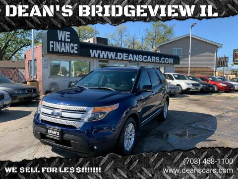 2012 Ford Explorer for sale at DEANSCARS.COM in Bridgeview IL