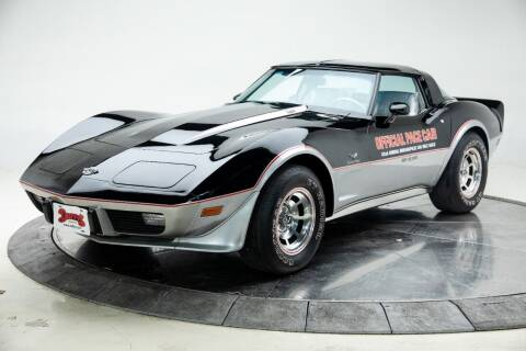 1978 Chevrolet Corvette for sale at Duffy's Classic Cars in Cedar Rapids IA