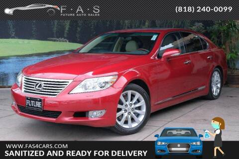 2010 Lexus LS 460 for sale at Best Car Buy in Glendale CA