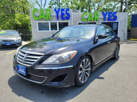 2012 Hyundai Genesis for sale at Car Yes Auto Sales in Baltimore MD