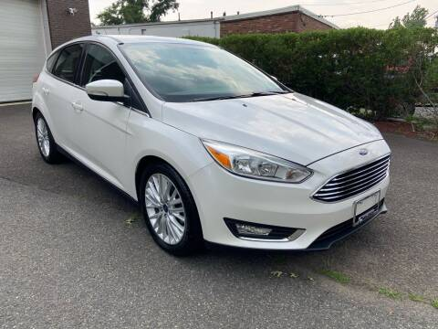 2018 Ford Focus for sale at International Motor Group LLC in Hasbrouck Heights NJ