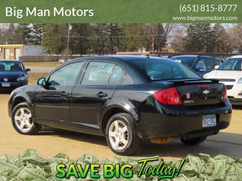 2008 Chevrolet Cobalt for sale at Big Man Motors in Farmington MN