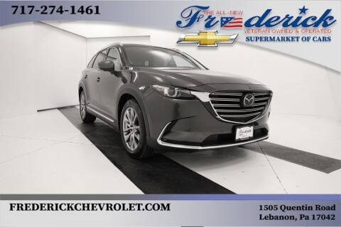 2018 Mazda CX-9 for sale at Lancaster Pre-Owned in Lancaster PA