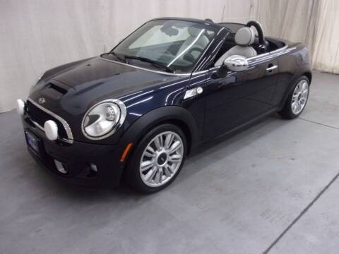 2012 MINI Cooper Roadster for sale at Paquet Auto Sales in Madison OH