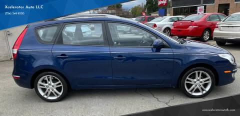 2012 Hyundai Elantra Touring for sale at Xcelerator Auto LLC in Indiana PA